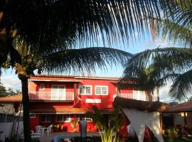 Casa Vermelha, Vera Cruz de Itaparica (Armação do Tairu yakınında)