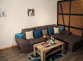 Apartment Haus Sternenhimmel, Lehmrade