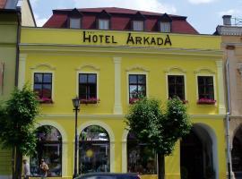 Hotel Arkada, Levoča