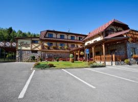 Hotel Gobor, Vitanová