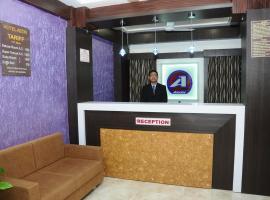 Hotel Aeon, Himatnagar (рядом с городом Dhansura)