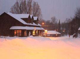 Auberge Micro-Brasserie Le Baril Roulant, Val-David