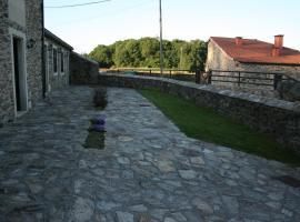 Casa Teillor, Moldes (Melide yakınında)