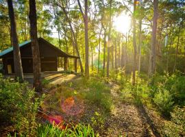 Kianinny Bush Cottages, Tathra