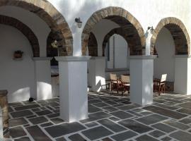 Villa Maria in Tinos - Isa House