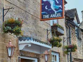 The Angel at Burford, Берфорд