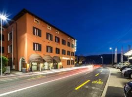 Hotel Zen, Balerna (Castel San Pietro yakınında)