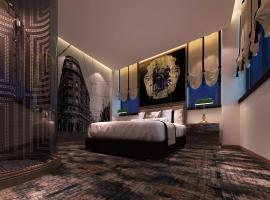 25 Hour Art Hotel, Ji'an (Anfu yakınında)
