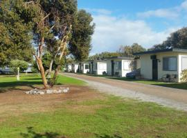 Port Lincoln Caravan Park, North Shields (Tumby Bay yakınında)