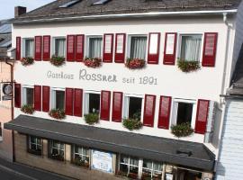 Hotel Rossner, Münchberg