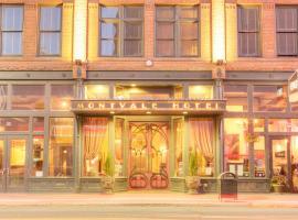 Montvale Hotel, Спокан