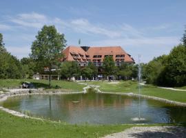 Flair Park Hotel Ilshofen, Ilshofen (Rot am See yakınında)