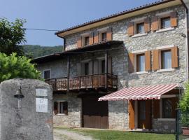Casa Vacanze D'Agostin, Cison di Valmarino (Rolle yakınında)