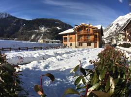 Hotel Les Montagnards, Morgex