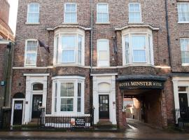 The Minster Hotel, York