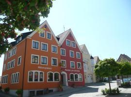 Hotel-Gasthof zum Hirschen, Dürrwangen (Langfurth yakınında)