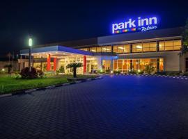 Park Inn by Radisson Abeokuta, Abeokuta