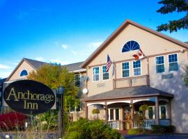 Anchorage Inn Burlington, Burlington (in de buurt van South Burlington)