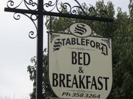 Airport Stableford B&B