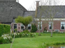 Landgoedlogies Pábema, Zuidhorn