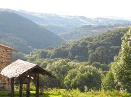 Domaine Du Randier, Ferrières-sur-Sichon (рядом с городом Lachaux)