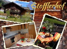 Stofflerhof, Sankt Veit in Defereggen (Bruggen yakınında)
