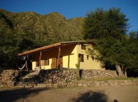 Finca Puesta del sol, San Agustín de Valle Fértil