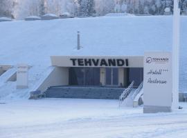 Tehvandi Hotell, Otepää