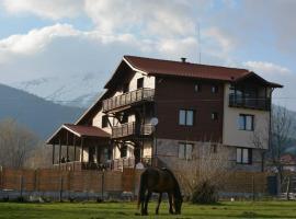 Ognyanovata Guest House, Dobărsko (Semkovo yakınında)