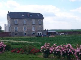 Villa Jules Verne - Chambres d'hôtes et gîte, Bernes (рядом с городом Maissemy)