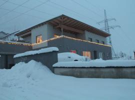 Appartement Ackerli, Pettneu am Arlberg (Schnann yakınında)