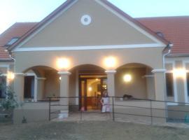 Öregház Vendégház, Vasszécseny (рядом с городом Püspökmolnári)