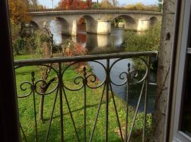Le Moulin de Mansle, Mansle (рядом с городом Juille)