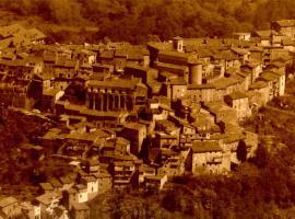 Casa Mastro, Pisoniano (San Vito Romano yakınında)