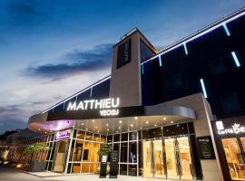 Hotel Matthieu Yeosu, Yeosu