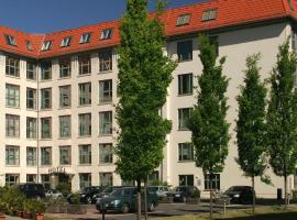 Hotel Siegfriedshof, Berlin (Lichtenberg yakınında)