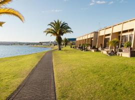 Oasis Beach Resort, Taupo