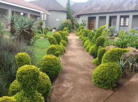 Nongoma Lodge & Inn CC