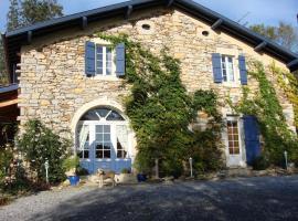 Chambres d'Hôtes Gelous, Bidache (рядом с городом Bardos)