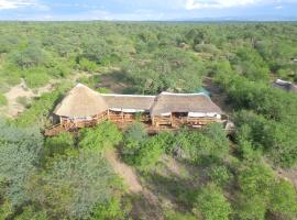 Mabata Makali Luxury Tented Camp, Ruaha National Park