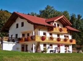 Ferienwohnung Lindenhof, Sankt Englmar (Rattenberg yakınında)