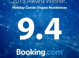 Holiday Condo Tropez Residences