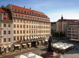 Steigenberger Hotel de Saxe, Dresden