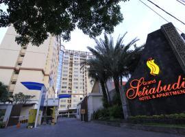 Budget Hotels Near Parahyangan Catholic University Grand Setiabudi Hotel