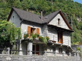 Casa Fontanella, Brione (Frasco yakınında)
