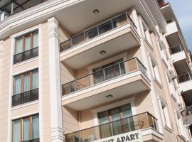 Almasa Suite Aparts, Термал