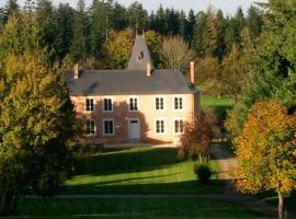 Chambres d'hôtes La Verrerie du Gast, Tanville (рядом с городом Livaie)
