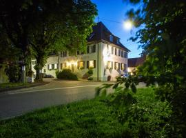 Storchen Restaurant Hotel, Bad Krozingen (nära Ballrechten)