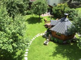 Appartements Schweiberer, Ried im Zillertal (Grossried yakınında)