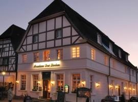 Hotel Drei Linden, Lünen (Cappenberg yakınında)